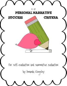 Personal Narrative Essay Examples for High School and